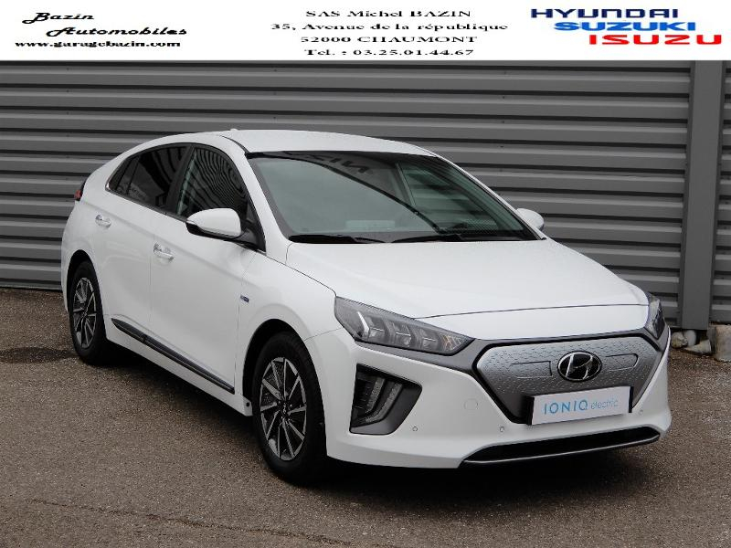 Photo 1 de l'offre de HYUNDAI Ioniq Electric 136ch Executive à 27350€ chez Garage Bazin