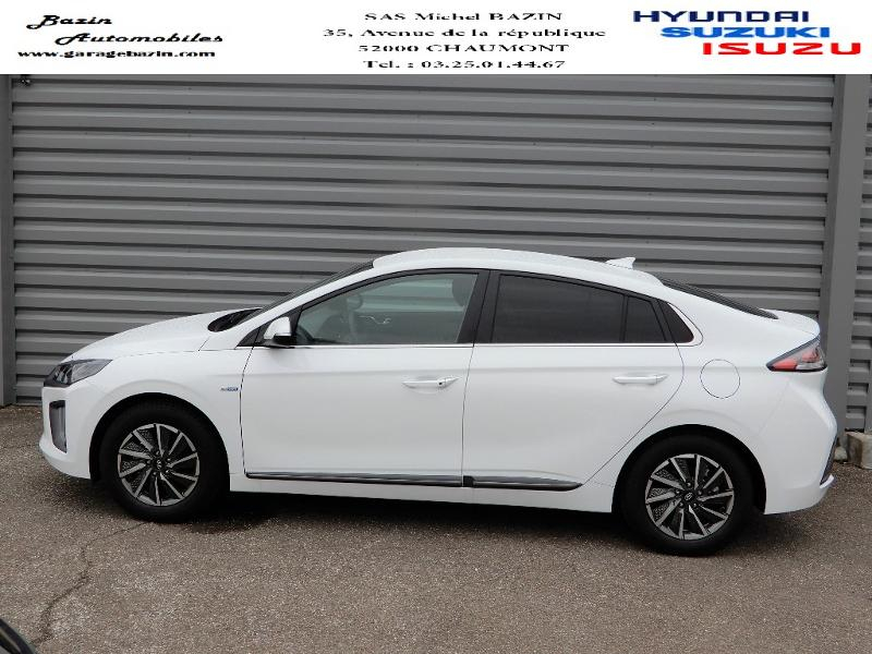 Photo 2 de l'offre de HYUNDAI Ioniq Electric 136ch Executive à 27350€ chez Garage Bazin