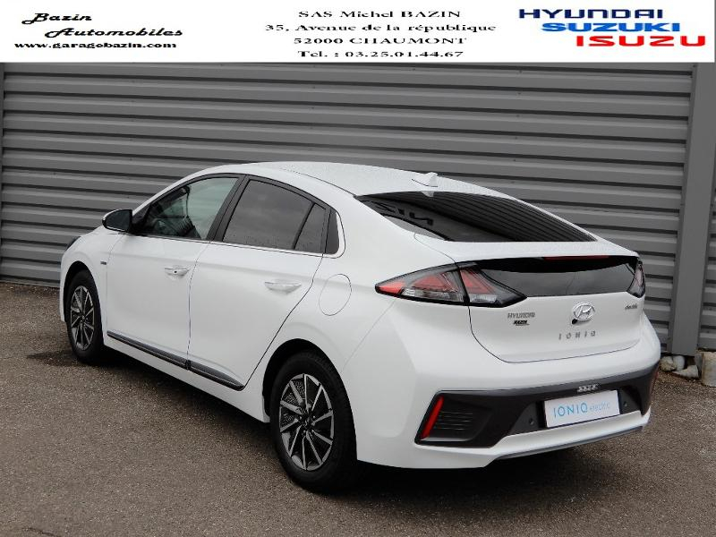 Photo 3 de l'offre de HYUNDAI Ioniq Electric 136ch Executive à 27350€ chez Garage Bazin